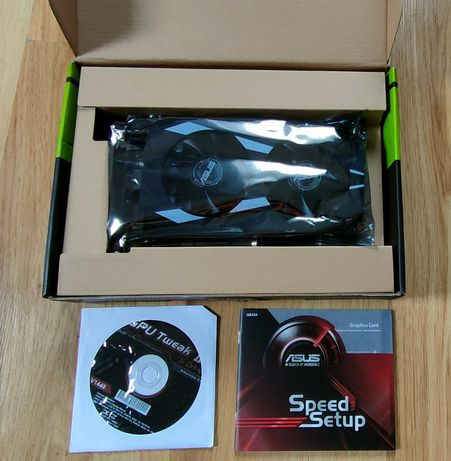Asus GTX 1660 ti OC 6GB