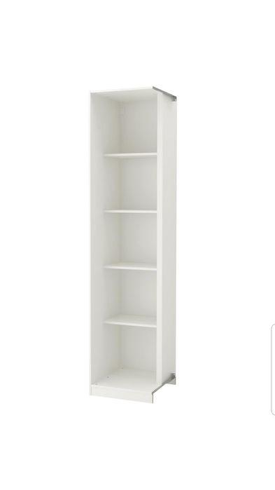 Pax IKEA nadstawka narożna biała 4 półki 53x58x236 nowa Rybnik - image 1