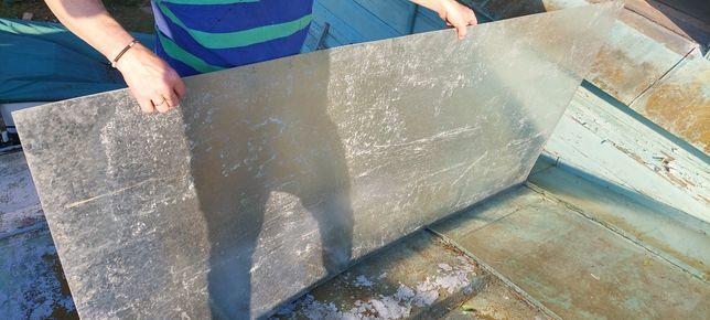 Blacha ocynkowana 0.6mm 2x1m
