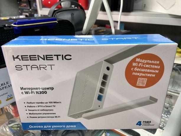 Wi-Fi роутер Keenetic Start