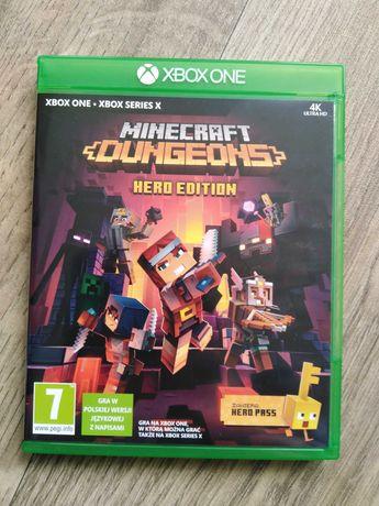 Gra Minecraft Dungeons