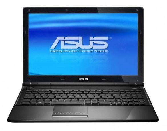 Ноутбук ASUS A52D, б/у, рабочий. АСУС. В хорошем состоянии.