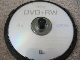 tesco 4.7GB 16x dvd rw