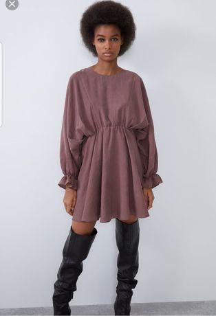 Платье Zara новое с биркой, XS