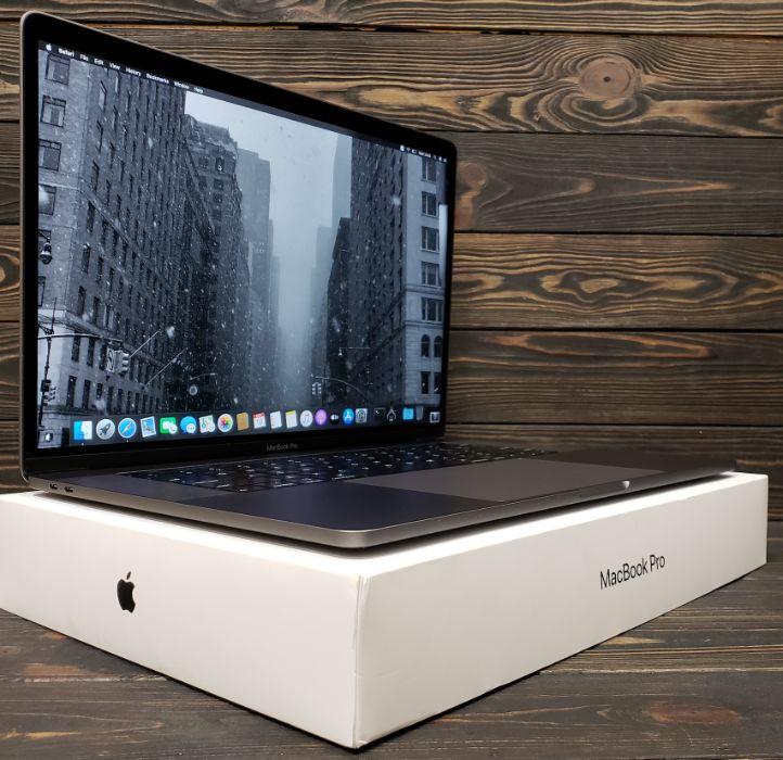0% КРЕДИТ! Ноутбук MacBook Pro 15'' MR942 2018 i7/32/512/Pro560X, 4GB Киев - изображение 1