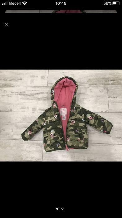 Курточка Carters 18M куртка Львов - изображение 1