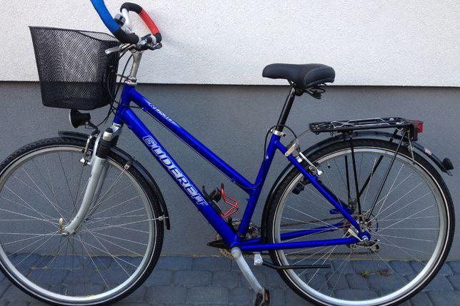 Rower gudereit koła 28'' lekki aluminiowy damka miejski trekingowy