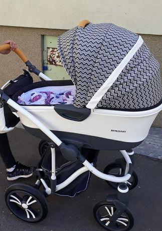 Wózek Bebetto Bresso 2w1