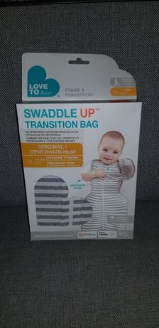 Otulacz Love to dream NOWY L Swaddle up