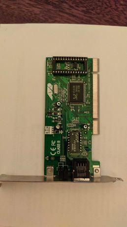 Мережева карта (Сетевая карта, сетевой адаптер) AT-2500TX V3