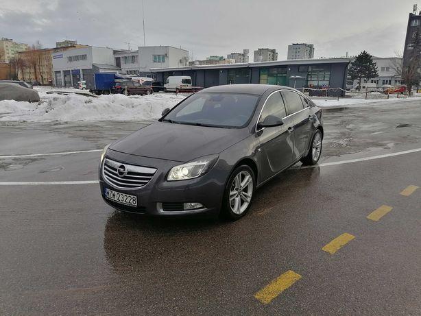 Opel insignia 2.8v6 turbo cosmo Zamiana
