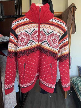Продам очень теплый свитер из шерсти