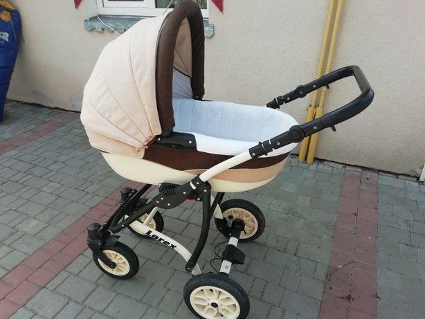 Продається дитяча коляска Lorex 2 в 1 у хорошому стані.
