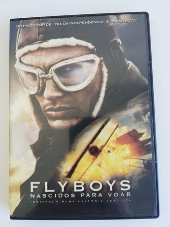 DVD Fly Boys - Nascidos para voar. Como novo.
