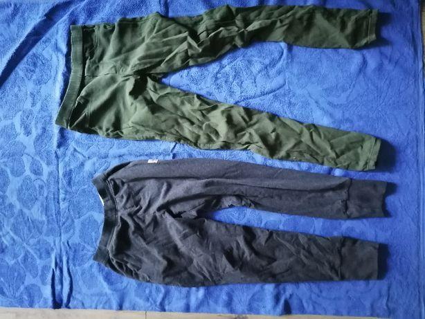 spodnie casual typu joggery na 150 - 155cm