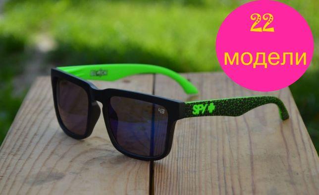 Окуряри SPY+ Helm Ken Block 43 очки солнцезащитные от солнца спай +