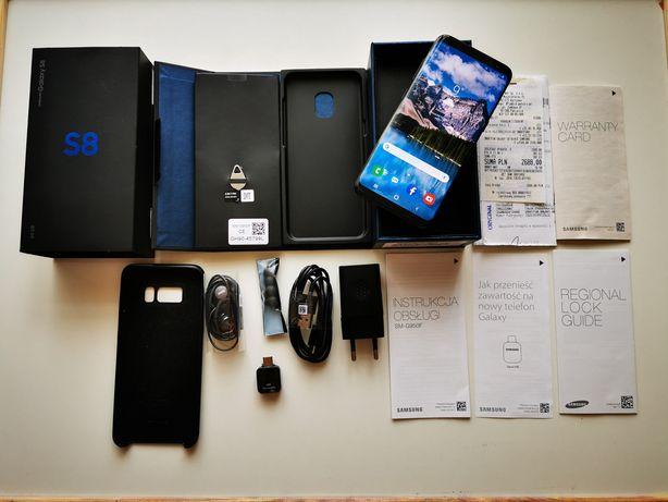 Samsung Galaxy S8 64GB/4GB Ram Midnight Black SM-950F