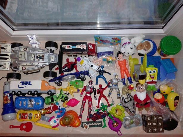 Игрушки Іграшки (1 лот) машинки самолеты фигурки магниты микрофон