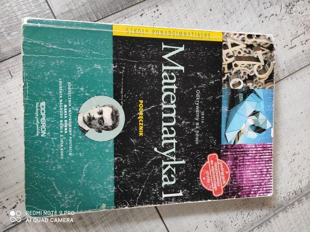 Podręcznik: Matematyka 1