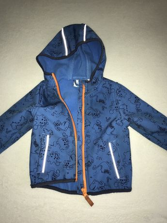 Куртка деми на мальчика 12-1.5