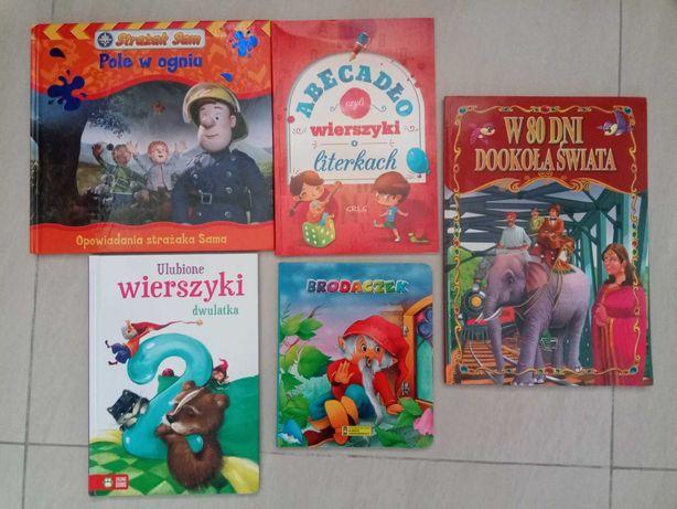 Książeczki dla dzieci