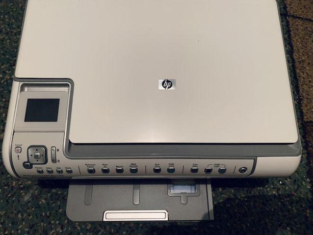 Принтер і сканер HP Photosmart C5180