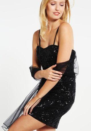 выпускное вечернее коктейльное платье Luxuar Limited 36р