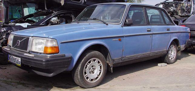 Volvo 240GL 5drzwi 2.3 Benzyna+LPG  zabytek