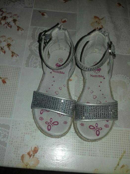 Sandałki roz 26