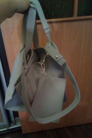Продам новую вместительную сумку-трансформер