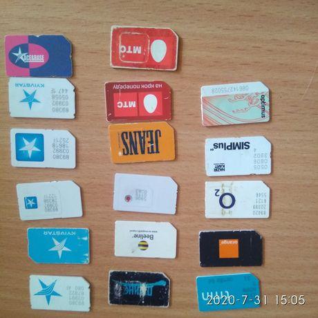 Sim картки