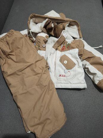 Зимний комплект Куртка и штаны
