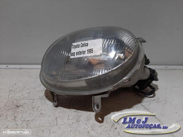 Farol normal Exterior/Esq Usado TOYOTA/CELICA Coupe (_T20_)/1.8 i 16V (AT200/ST)...