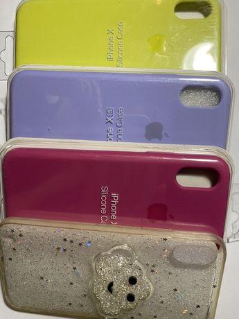 Чехлы на iPhone x