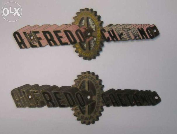 Emblemas Alfredo Caetano Carrocerias