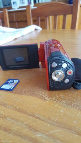 Camera de filmar e webcam