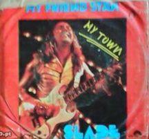 Slade - my friend stan - my town, vinil single