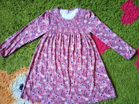 F&F нарядное платье 110/116
