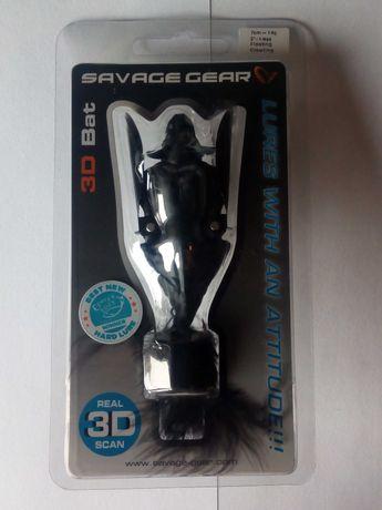 Savage Gear 3D Bat 7cm 14g czarny