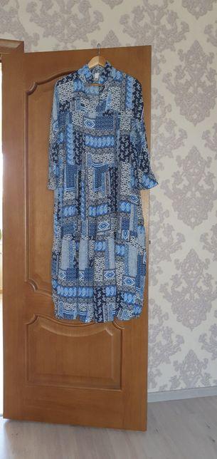 Платье макси Италия