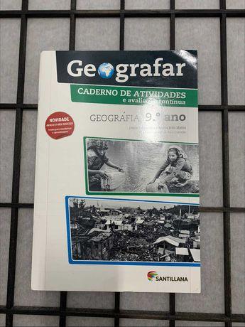 Caderno de Atividades 9º ano Geografia