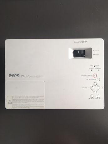 Projektor Sanyo Pro xtrax PLC-XW60 rzutnik