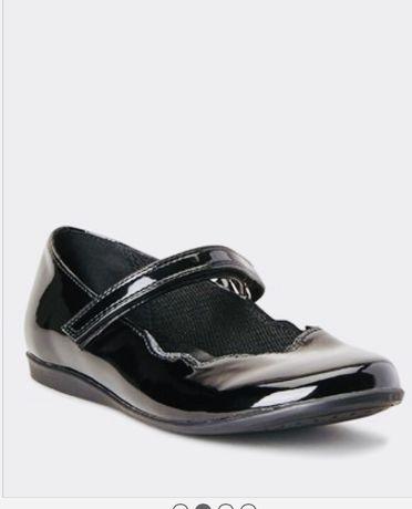 Туфли лаковые для школы Next