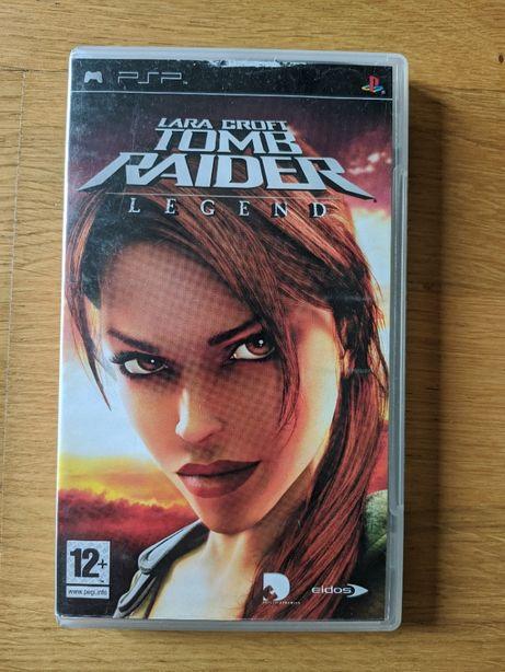 PSP | Tomb Raider: Legenda (Tomb Raider: Legend)