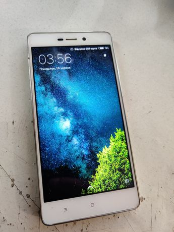 Xiaomi redmi 3s 2/32 графический ключ