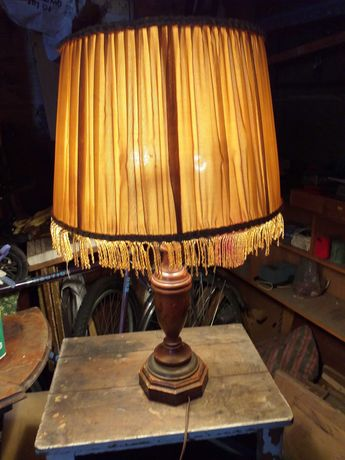 Lampa nocna 2 żarówki