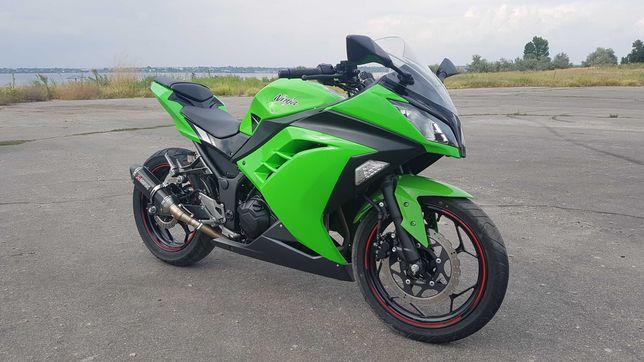 Kawasaki ninja 300 ex 300