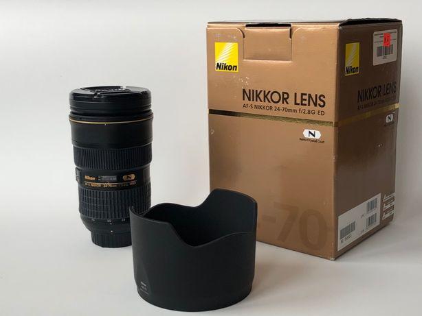 Nikon Nikkor AF-S 24-70mm f/2.8 G ED