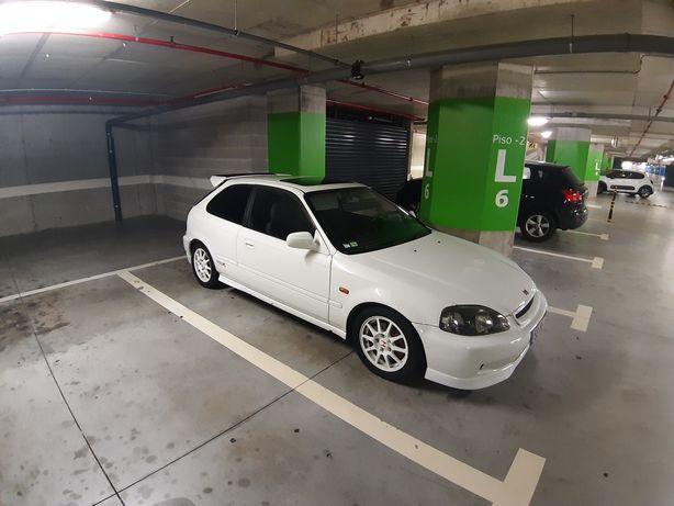 Honda civic ek4 vti de livrete swap k24