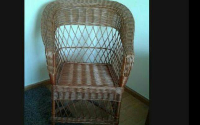Cadeira em verga nova